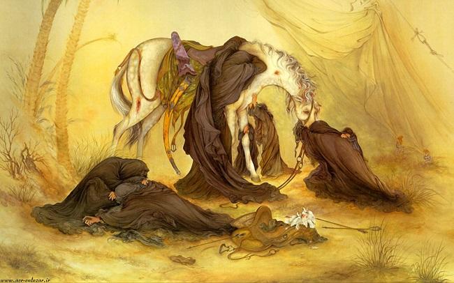 حبّ و بغض به امام حسین(ع) معیار سعادت و شقاوت انسانها
